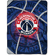 Northwest Washington Wizards Shadow Play Blanket