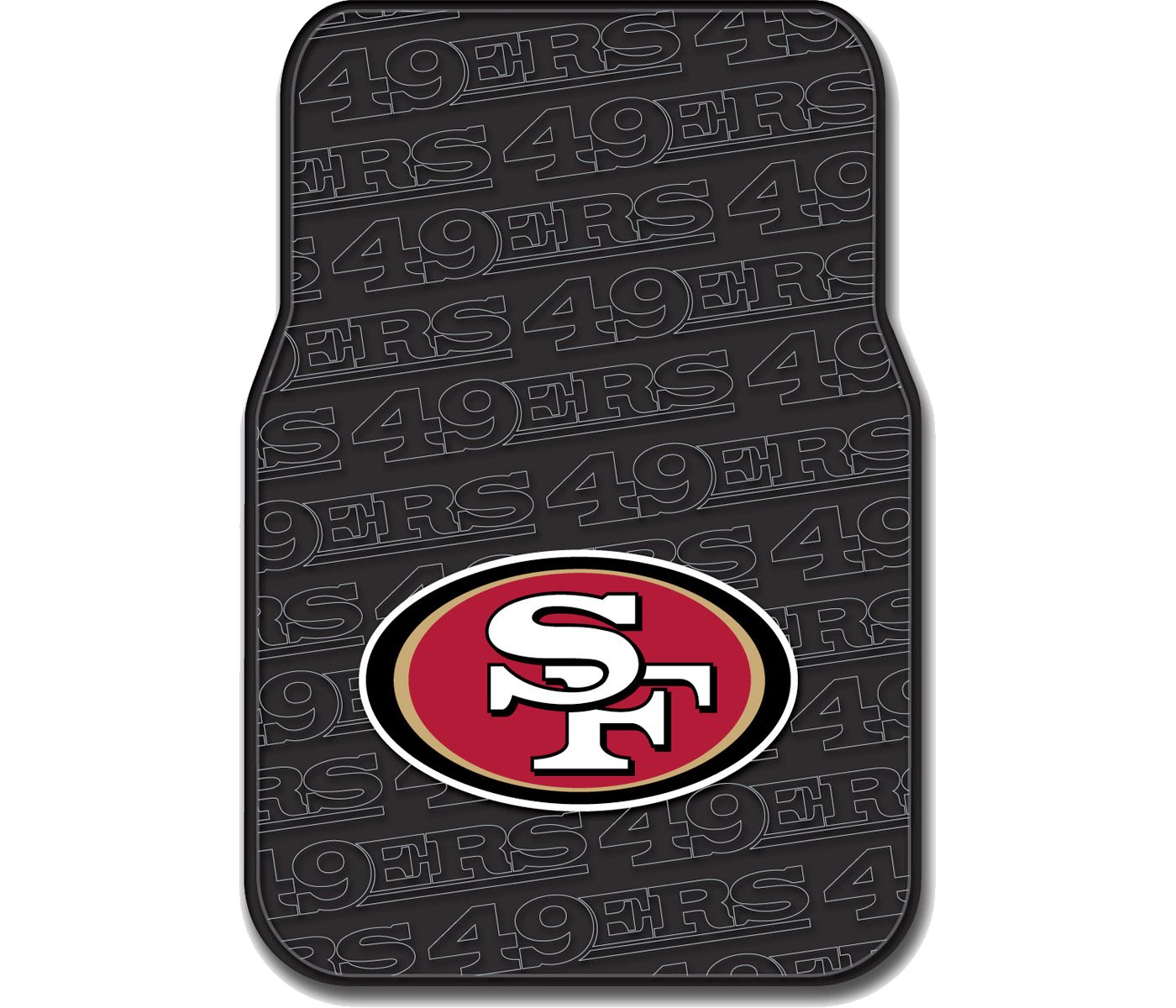Northwest San Francisco 49ers Car Mats