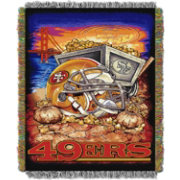 Northwest San Francisco 49ers HFA Blanket
