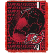 Northwest Tampa Bay Buccaneers Double Play Blanket
