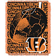 Northwest Cincinnati Bengals Double Play Blanket