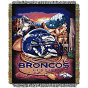 Northwest Denver Broncos HFA Blanket