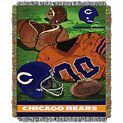 Northwest Chicago Bears Vintage Blanket