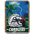 Northwest Los Angeles Chargers HFA Blanket