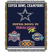 Northwest Dallas Cowboys Commemorative Blanket