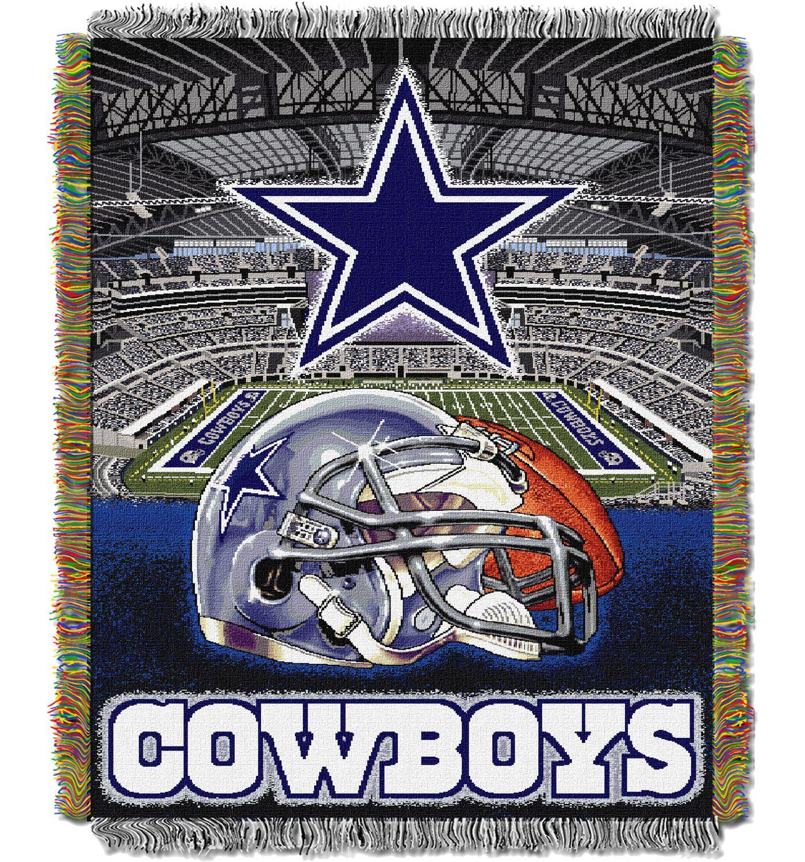 Northwest Dallas Cowboys HFA Blanket