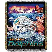 Northwest Miami Dolphins HFA Blanket