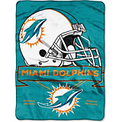 Northwest Miami Dolphins Prestige Blanket