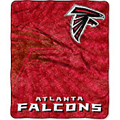 Northwest Atlanta Falcons Strobe Sherpa Blanket