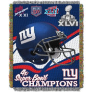 Northwest New York Giants Commemorative Blanket