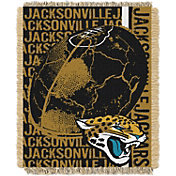 Northwest Jacksonville Jaguars Double Play Blanket