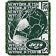 Northwest New York Jets Double Play Blanket