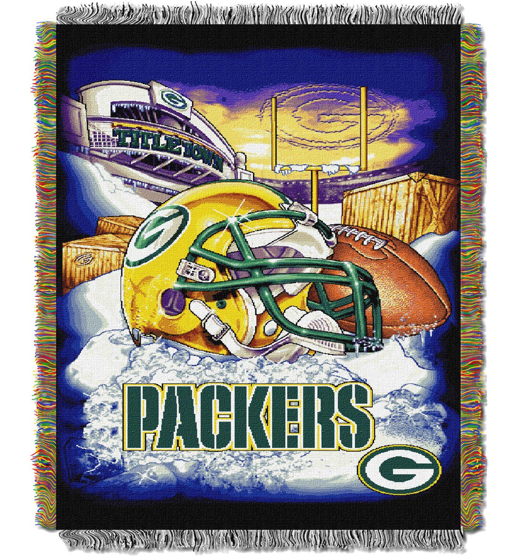 Northwest Green Bay Packers HFA Blanket