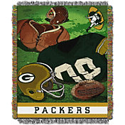 Northwest Green Bay Packers Vintage Blanket