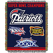 Northwest New England Patriots Commemorative Blanket