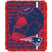 Northwest New England Patriots Double Play Blanket