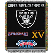 Northwest Oakland Raiders Commemorative Blanket