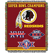 Northwest Washington Redskins Commemorative Blanket