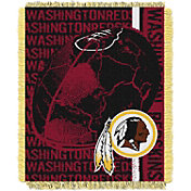 Northwest Washington Redskins Double Play Blanket