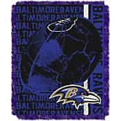 Northwest Baltimore Ravens Double Play Blanket
