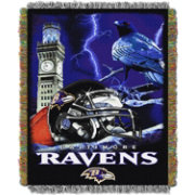 Northwest Baltimore Ravens HFA Blanket