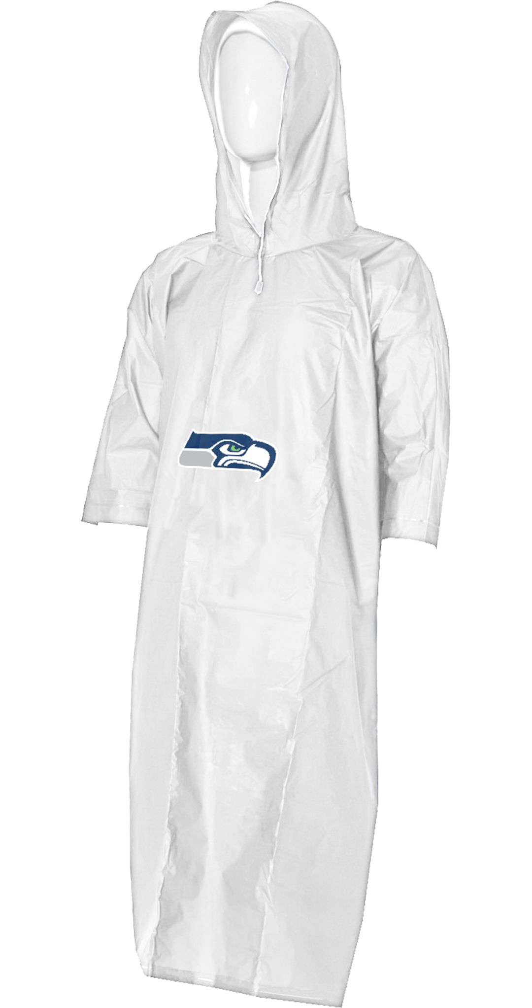 outlet store 9f6ac 22f00 Northwest Seattle Seahawks Clear Poncho