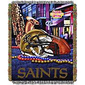 Northwest New Orleans Saints HFA Blanket