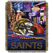 Northwest New Orleans Saints HFA Blanket