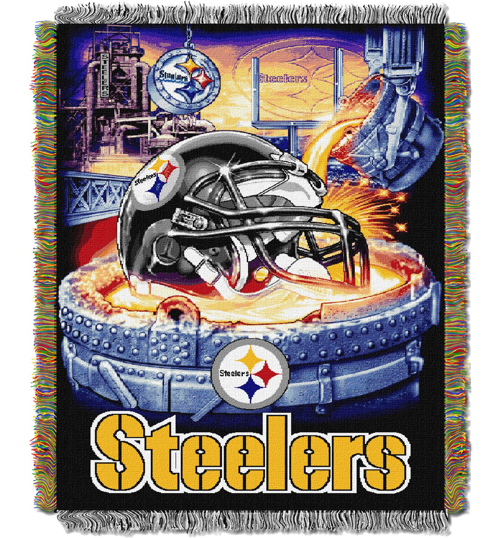 Northwest Pittsburgh Steelers HFA Blanket