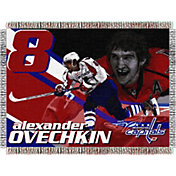 Northwest Washington Capitals Alex Ovechkin #8 Tapestry Throw Blanket