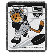 Northwest Los Angeles Kings Score Baby 36 in x 46 in Jacquard Woven Throw Blanket