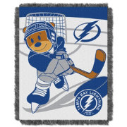 Northwest Tampa Bay Lightning Score Baby 36 in x 46 in Jacquard Woven Throw Blanket