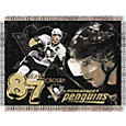 Northwest Pittsburgh Penguins Sidney Crosby #87 Tapestry Throw Blanket