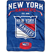 "Northwest New York Rangers 60"" x 80"" Blanket"