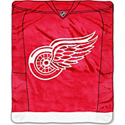 Northwest Detroit Red Wings Raschel Throw Blanket