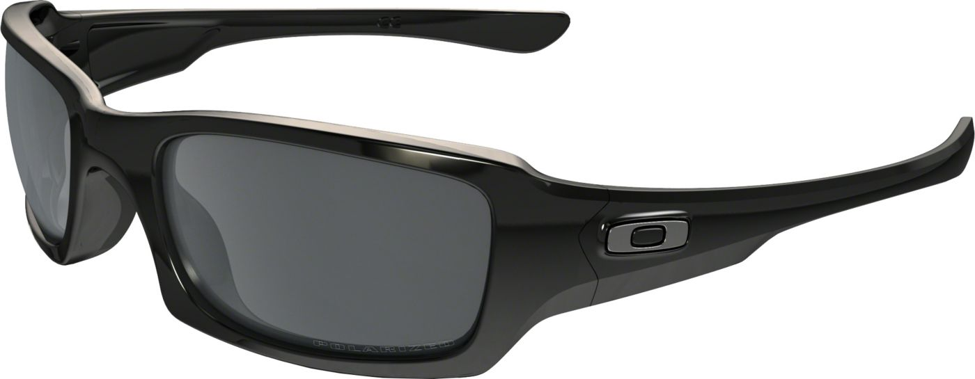 Oakley Men's Fives Squared Polarized Sunglasses