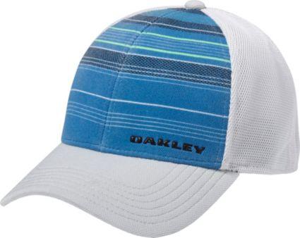 Oakley Silicon Bark Trucker 2.0 Print Hat