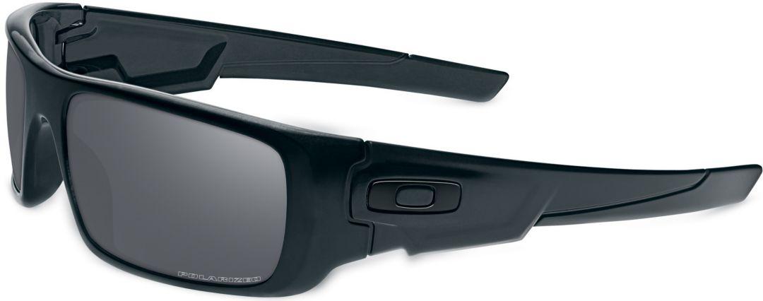 9b70cbb8bfcb Oakley Crankshaft Polarized Sunglasses 1. fullscreen. 1 / 1. Color: Matte  Black/Black Iridium Polarized