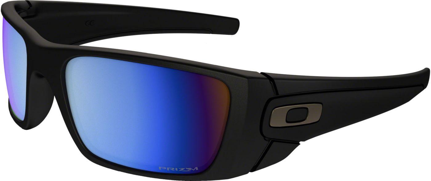 Oakley Men's Fuel Cell Prizm Sunglasses