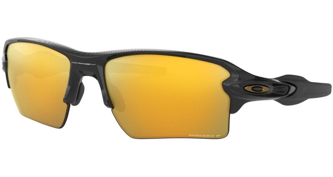 Oakley Men's Flak 2.0 XL Polarized Sunglasses