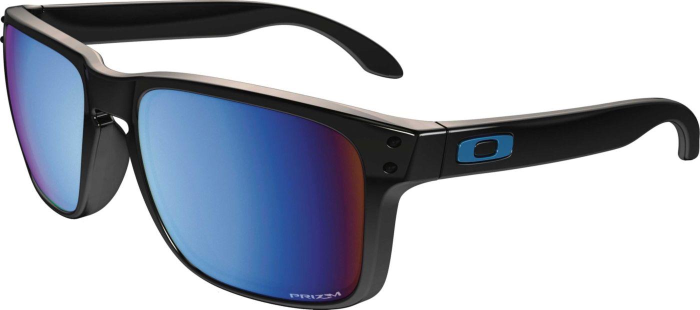 Oakley Men's Holbrook Prizm Deep Water Polarized Sunglasses