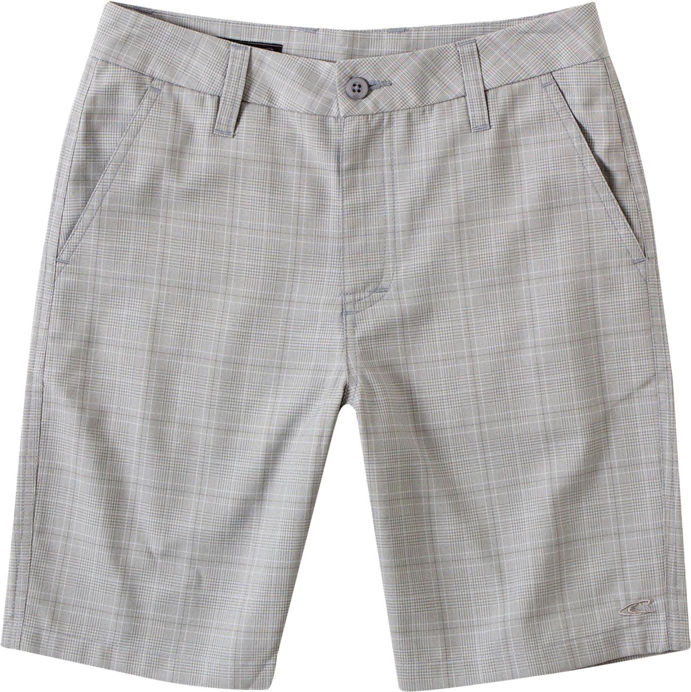 O'Neill Boys' Delta Plaid Shorts