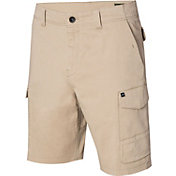 O'Neill Men's Black Hawk Cargo Shorts