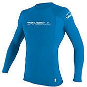 O'Neill Youth Basic Crew Skins Long Sleeve Rash Guard