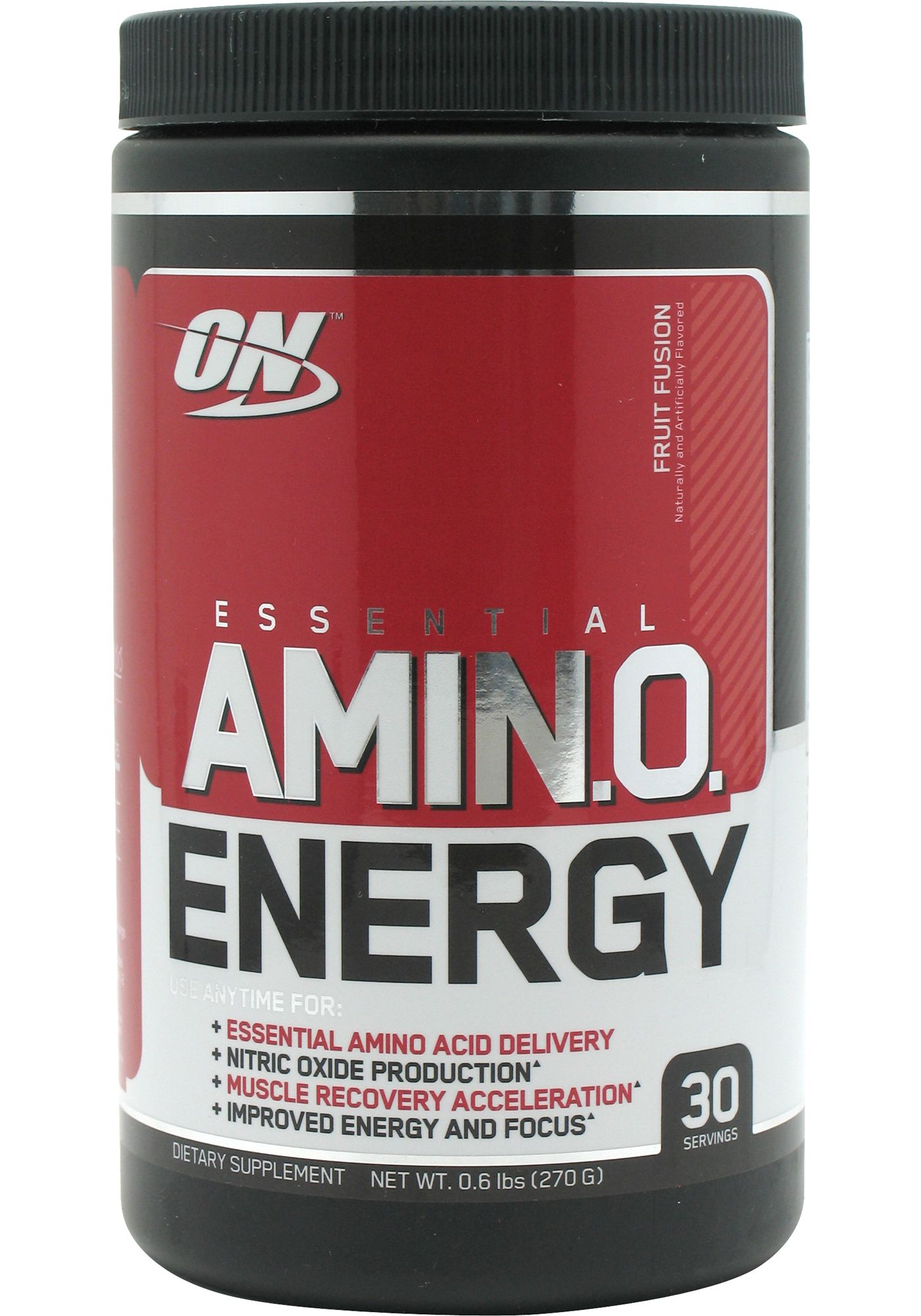 Optimum Nutrition Essential Amino Energy Fruit Fusion 30 Servings