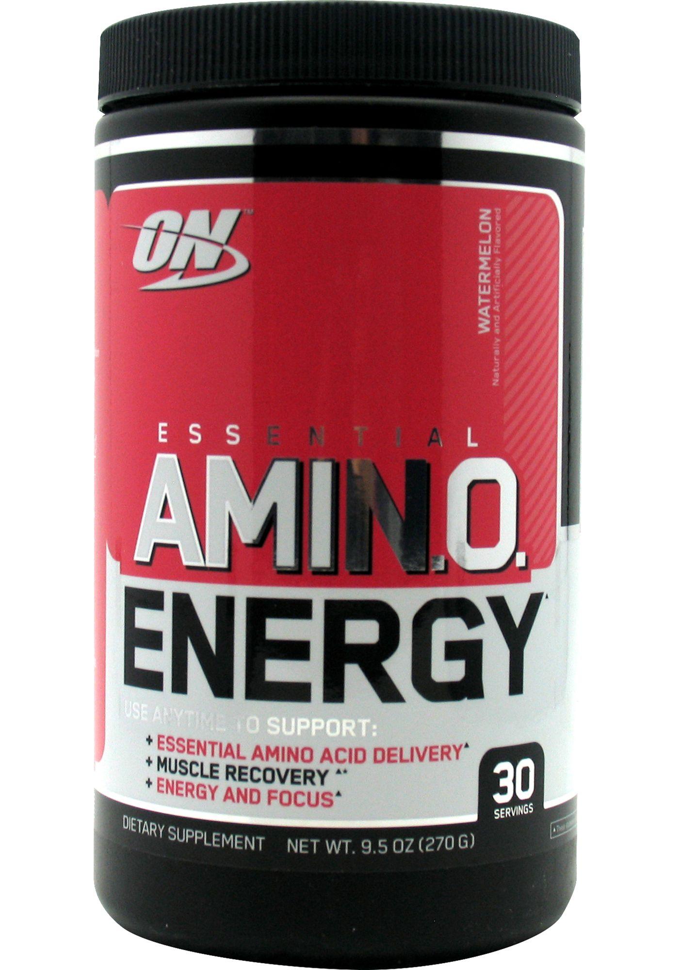 Optimum Nutrition Essential Amino Energy Watermelon 30 Servings