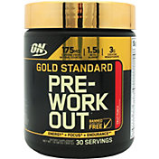 Optimum Nutrition Fruit Punch Pre-Workout 30 Servings