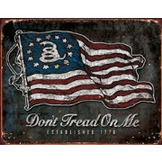 Ohio Wholesale Don't Tread On Me Tin Sign