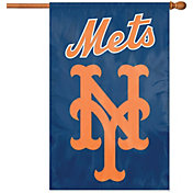 Party Animal New York Mets Applique Banner Flag