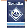 Party Animal Tampa Bay Rays Applique Banner Flag